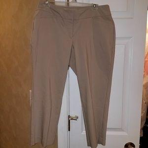Capri Dress Pants Apt 9